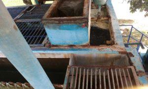 Instalasi pengolahan air milik PDAM di Desa Gunungsari Kecamatan Kaliori akan dirombak total.