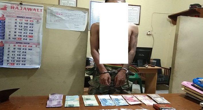 Jual Pil Koplo, Seorang Pemuda Dibekuk Polisi