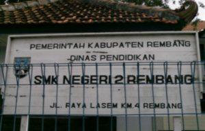 SMK N II Rembang. (sekolahkita).
