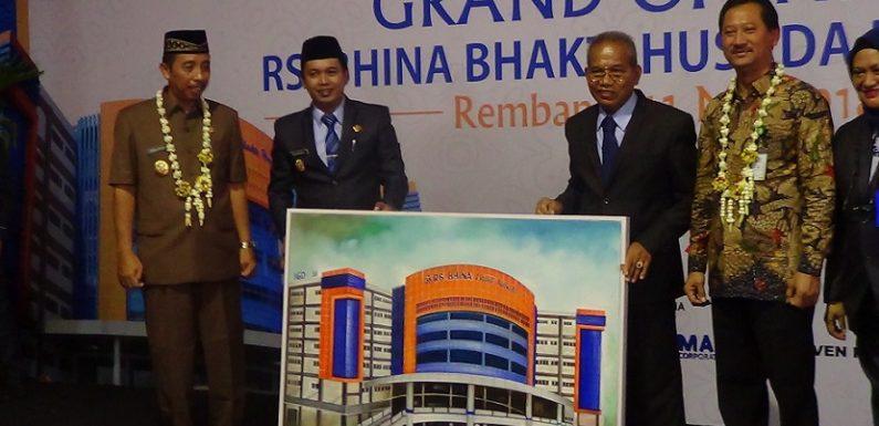 Soal Dana Pembangunan, Pemilik RS Bhina Bhakti Husada Bocorkan Siapa Yang Membackingi