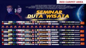 Seminar Duta Wisata di Sanggar Budaya Rembang, akan berlangsung hari Minggu, 01 April 2018.