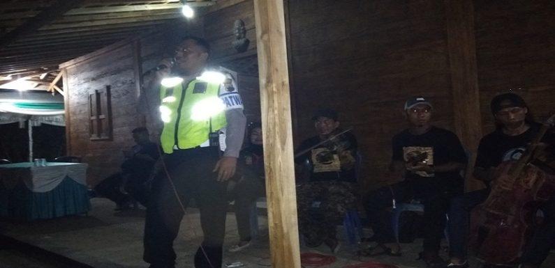 Kisah Polisi Yang Gandrung Dengan Keroncong, Punya Misi Khusus