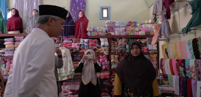 Ganjar Pranowo Kaget Saat Ngobrol Dengan Pengusaha Jilbab, Ini Sebabnya