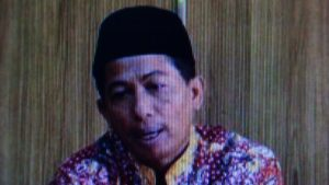 Moh. Asnawi, anggota DPRD Rembang dari Kecamatan Sumber.
