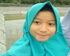 Arifatul Nikmah yang sempat menghilang akhirnya ditemukan, Kamis siang (10/05).