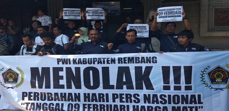 Pernyataan Sikap Untuk HPN, 09 Februari Harga Mati