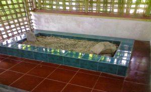 Makam Oei Ing Kiat di Puncak Gunung Bugel Lasem.