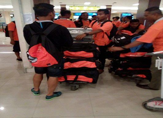 Pemain PSIR Melawat Ke Aceh Tanpa Pelatih Uston Nawawi, Manajemen Ungkap Penyebabnya