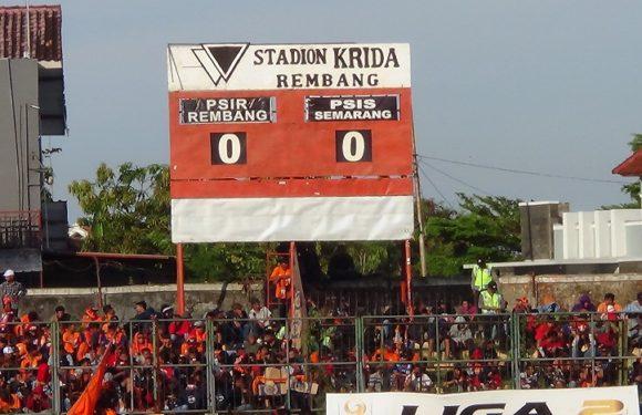 Banyak Yang Harus Diperbaiki, Bupati Lontarkan Janji Untuk Stadion Krida