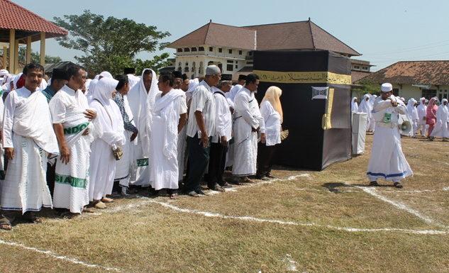Jemaah Terbagi Dalam 3 Kloter, Dua Orang Sudah Dinyatakan Batal Berangkat
