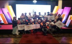 YVCI Rembang menjadi juara I pada ajang Semen Gresik Community Challenge (SGCC). Hadiah diserahkan dalam malam penganugerahan di Pendopo Museum Kartini, Jum'at malam.