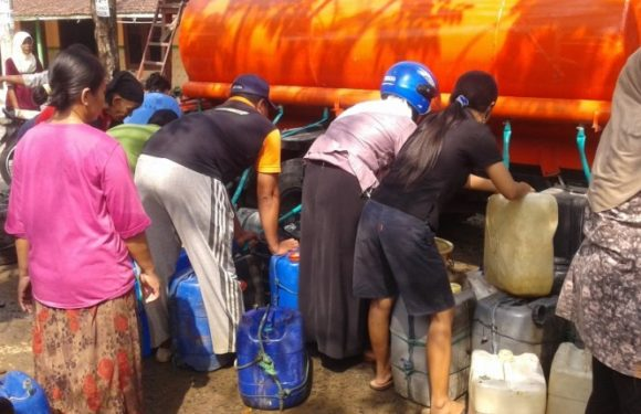 Akan Memperketat Bantuan Air, BPBD Sebutkan Alasannya