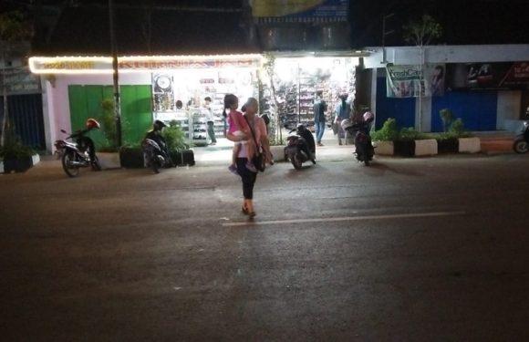 Dibalik Relokasi PKL Dari Jl. Kartini, Begini Keluh Kesah Pedagang
