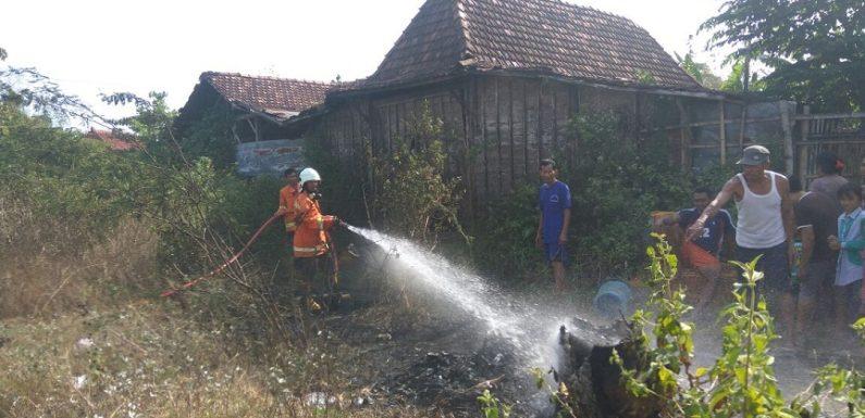 Menjalar Ke Bangunan, Waspadai Aktivitas Pembakaran Sampah