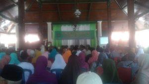 Penutupan Manasik Haji di Pendopo Museum Kartini Rembang, Senin (09/07).