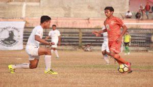 """Striker PSIR Rembang, Effendi """"Bendhot"""" diandalkan saat timnya menjamu Persis Solo, Rabu sore (25/07)."""