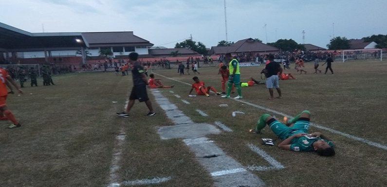 Kalah Hadapi Perserang, Asisten Pelatih PSIR Ungkap Penyebabnya