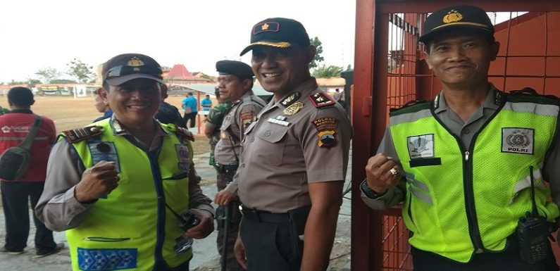 Laga PSIR Rembang vs Persis Solo, Polisi Tambah Anggota & Lakukan Penyekatan