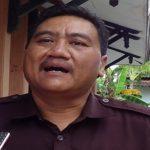 Purwanto, Kepala Desa Sumberejo (Gayam) yang maju menjadi bakal Caleg dari partai Nasdem.