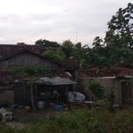 Rumah tidak layak huni di Kecamatan Sarang, Kab. Rembang.
