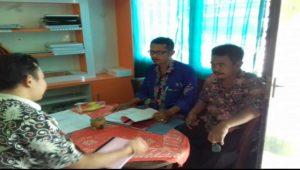 Bakal Caleg Nasdem yang tidak memenuhi syarat melayangkan sengketa di Sekretariat Bawaslu Kabupaten Rembang.