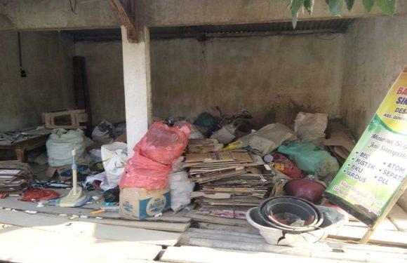 Mengintip Aktivitas Bank Sampah : Awalnya Kesulitan, Kini Kewalahan