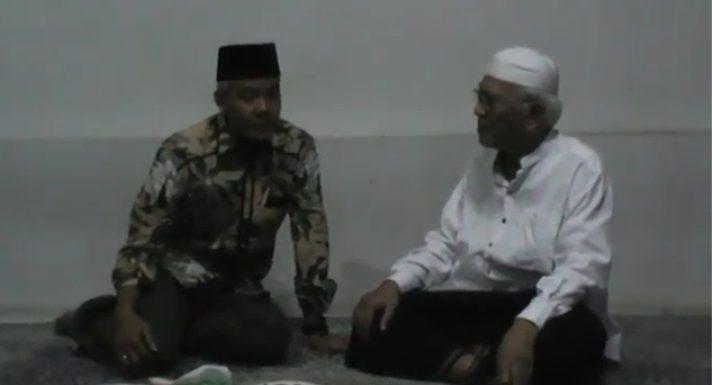 Jokowi Pilih Kiai Ma'ruf Amin, Begini Komentar Ganjar Pranowo & Gus Mus
