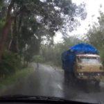 Jalan Rembang – Blora diduga sering untuk perlintasan kayu ilegal.