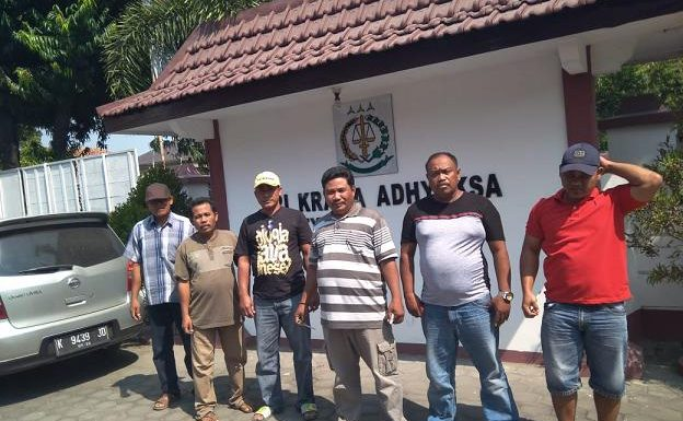 Warga Lapor Kejaksaan Negeri Soal Proyek Desa, Kades Siap Laporkan Balik