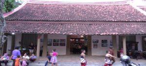 Lawang Ombo, salah satu bangunan cagar budaya di Lasem.