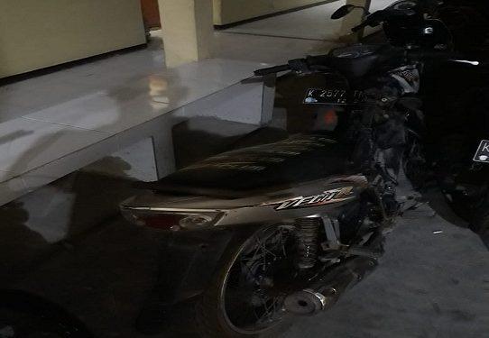 Beraksi Di Mushola, Polisi Bekuk 2 Pencuri Motor