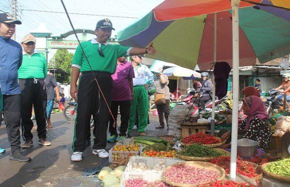 Bupati Tanggapi Komentar Miring, Soal Rencana Pemidahan Pasar