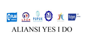 Aliansi yang menjalankan program Yes I Do.