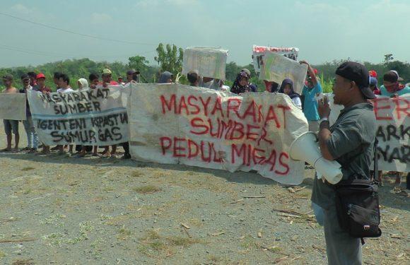 Warga Demo Di Lokasi Sumur Migas, Sampaikan 5 Tuntutan