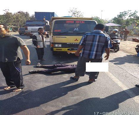 Mahasiswa AMNI Kecelakaan, Polisi Ingatkan Titik Rawan