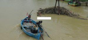 Nelayan di Kecamatan Kaliori berangkat melaut. Masalah over fishing belakangan ini sering dikeluhkan.