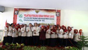 Pengurus Patelki Kabupaten Rembang masa bhakti 2018 – 2022.