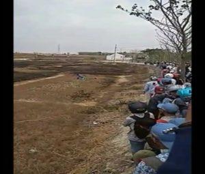 Video perkelahian dua pelajar di Rembang, belakangan ini beredar luas.