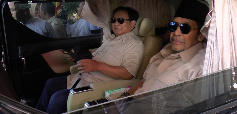 Soal Gempa Dan Tsunami Palu, Begini Ungkapan Hati Prabowo