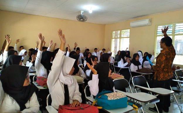 Mengintip Hari Pertama Kuliah PSDKU Undip Di Rembang, Ternyata Ini Aktivitasnya