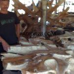 Kerajinan akar di Desa Bulu, Rembang. Kabupaten Rembang dibidik menjadi kota kreatif.