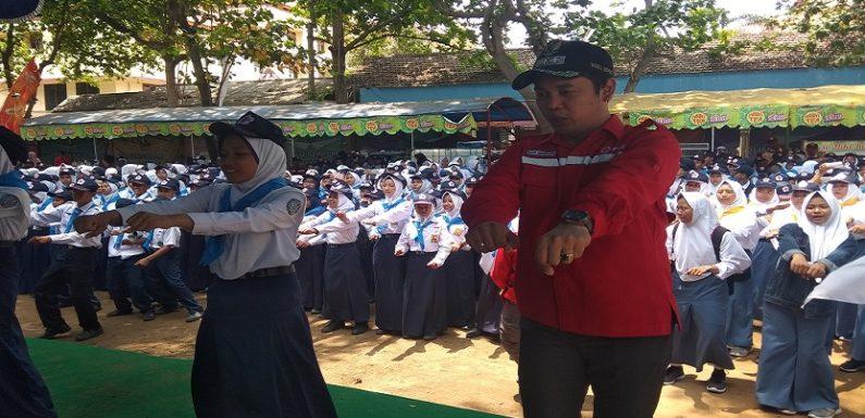 Ide Menarik PMI Rembang, Ingin Manfaatkan Bangunan Sekolah Tidak Terpakai