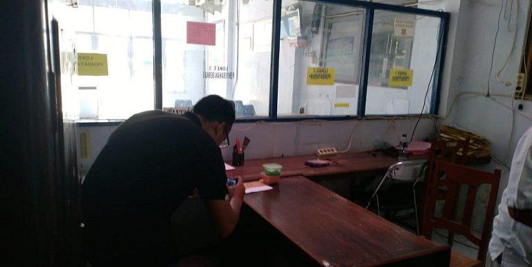 Polda Jateng OTT Kantor Dishub, 4 Orang Pegawai Jalani Pemeriksaan