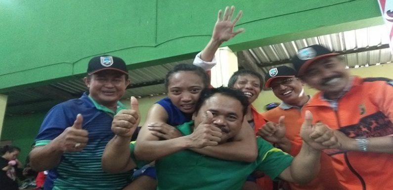 Lewati Pertarungan Menegangkan, Muay Thai Sumbang Emas Untuk Rembang