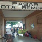 Pasar Rembang.