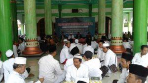 Pembukaan tahtimul Qur'an di Masjid At Taqwa Desa Babadan, Kecamatan Kaliori, belum lama ini.