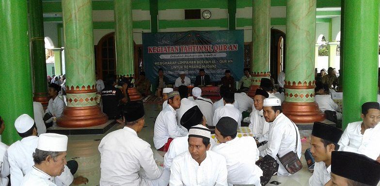 Tahtimul Qur'an Di Kab. Rembang, Bedanya Dulu Dan Sekarang