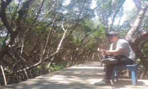 Penulis saat berada di BJBR Probolinggo dan Desa Wisata Pujon Kidul, Malang, Jawa Timur.