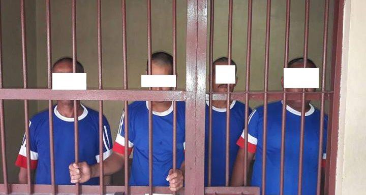 Polisi Grebek Arena Judi Dadu, 4 Orang Ditangkap
