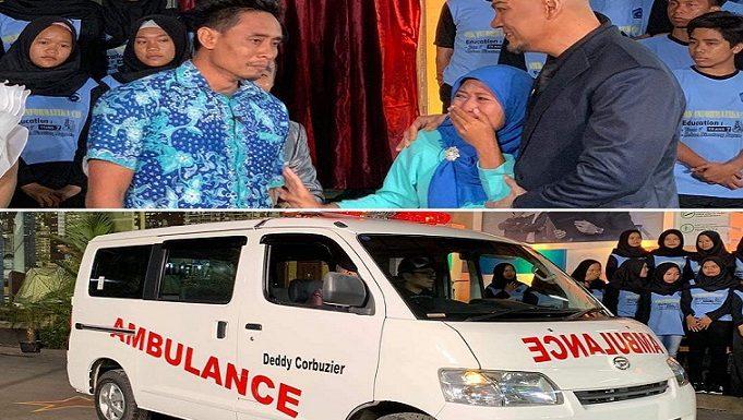 Kisah Khumaidah Dan Mobil Ambulance Yang Menguras Air Mata